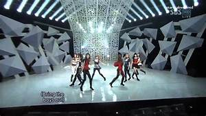 SNSD The Boys Live Compilation [Taeyeon High Note] - YouTube