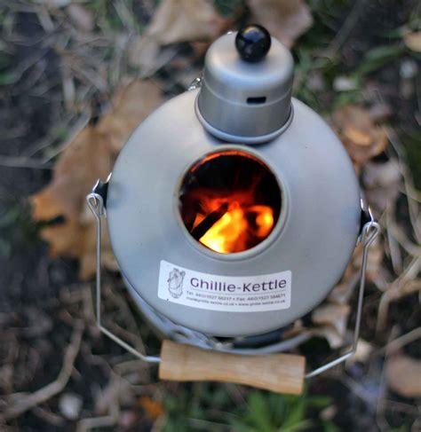 kettle camping water ghillie fire fast inside boil boils heat chamber gearjunkie internal uses