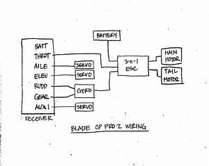 Blade Cp Pro 2 Wiring
