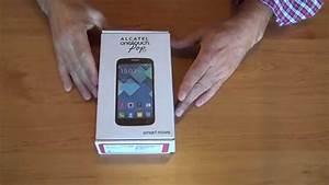 Unboxing  Smartphone Alcatel Onetouch Pop C7- 7041d