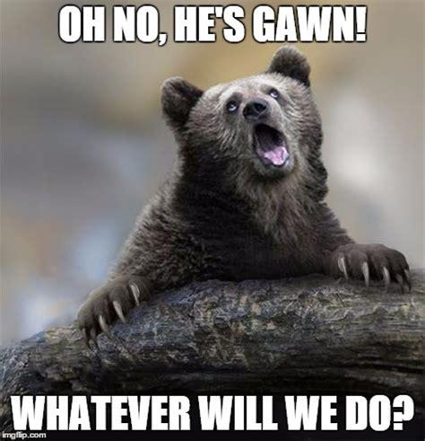 Bear Meme Generator - sarcastic bear imgflip