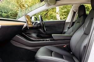 Tesla Model 3 interior | Autocar