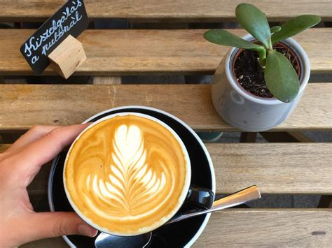 This espresso is then combined with several ounces of steamed milk to create a rich, creamy beverage that has a more subtle espresso taste. Cappuccino at Double Shot in Budapest | Budapest, 10 ...