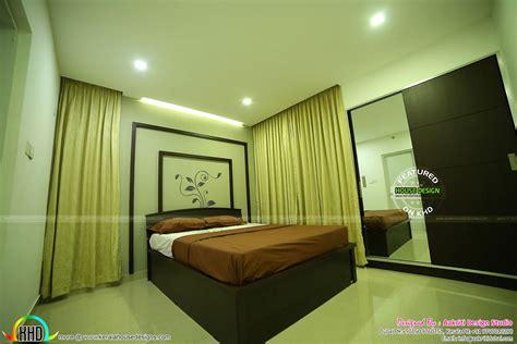 finished interior   kannur kerala kerala home design  floor plans