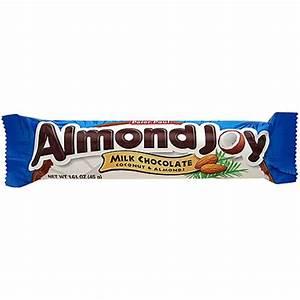 Almond Joy Candy Bar 1.7 oz. - All City Candy