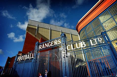 Ibrox stadium offices in licensing bid to become new ...