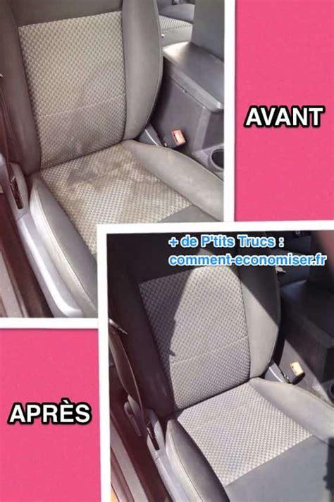 nettoyer siege tissu voiture comment nettoyer facilement vos sièges de voiture
