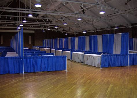 Expo Pipe And Drape - rent everything for your next trade show expo booth rental