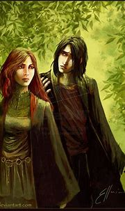 Fan Arts - Severus Snape & Lily Evans Fan Art (17924899 ...