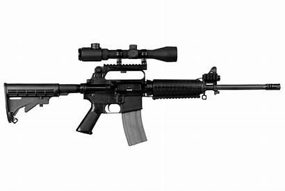Sniper Rifle Transparent Clipart Background Swat Aim