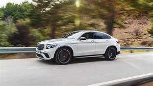 2018 Mercedes Benz GLC Class Coupe Review Ratings Edmunds