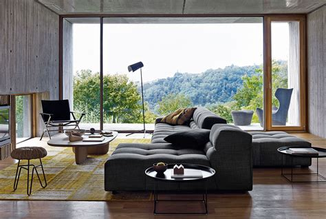 B Home Interiors Italy : This Trendy Cubic Sofa Is A New Addition To Tufty Time