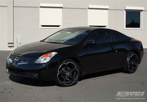2009 nissan altima with rims