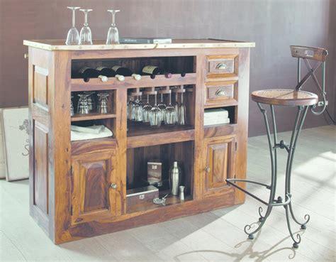meuble cuisine bistrot mettez votre bar à l heure bistrot installez le dans