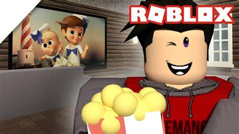 roblox   bloxburg life  bloxburg theater