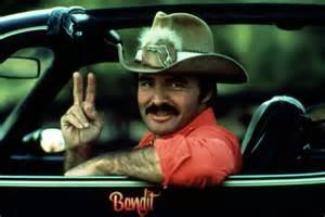 Burt Reynolds Smokey and the Bandit