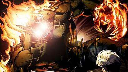 Goblin Ultimate Marvel Spiderman Hobgoblin Professoradagio Fire