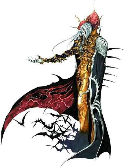 Dracula Pictures And Characters Art Castlevania Judgment