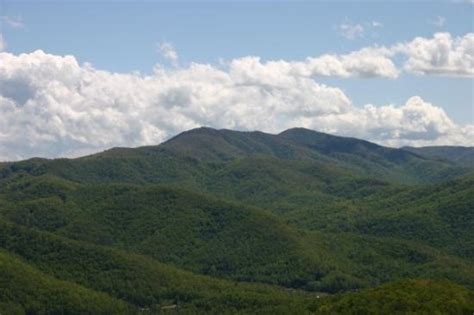 burn spear appalachian mountains north carolina usa