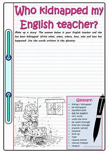 Fun writing activity for students with A2/B1 level. Can ...