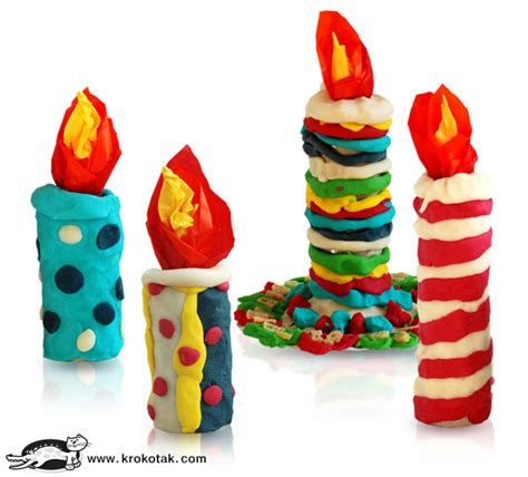 modelling clay christmas crafts christmas and winter