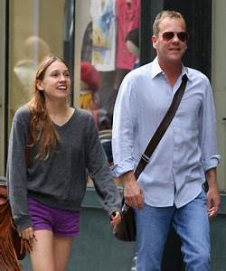 Kiefer Sutherland's Wives and Girlfriend