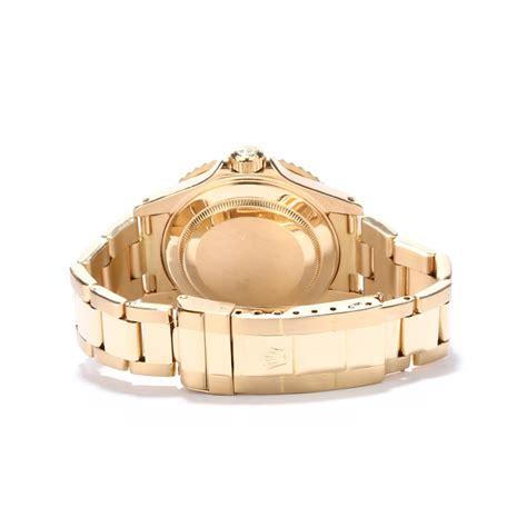Rolex Submariner 16618 Yellow Gold Oyster Bracelet
