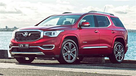 News - Holden Prices 2019 Acadia - From $43k Drive-Away