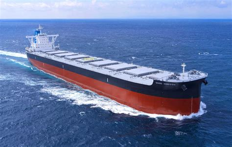 Bulk Carrier | Business & Products | Mitsui E&S Group