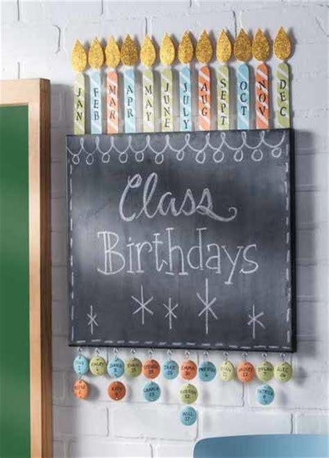 classroom birthdays sign favecraftscom