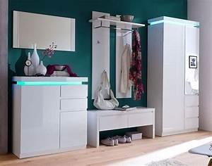 Moderne Garderoben Set : garderoben set ocean sb m bel discount ~ Frokenaadalensverden.com Haus und Dekorationen