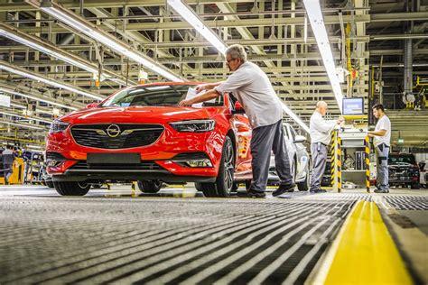Opel Productions opel r 252 sselsheim rhein germany plant gm authority