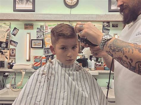 3533 Best Images About Traditional Barbering On Pinterest Carey Lowell Haircut Short Haircuts For Kids Layered Mens Medium Length Zooey Deschanel What To Ask Tims Algester Emo Net Headshave 2