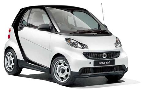 Mercedes-benz Smart Fortwo Coupe Mhd Passion Rhd At 1.0