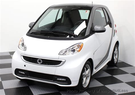 2015 Used Smart Fortwo 2dr Coupe Passion At Eimports4less