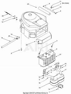 Mtd 14ag808h163  2003  Parts Diagram For Engine Accessory