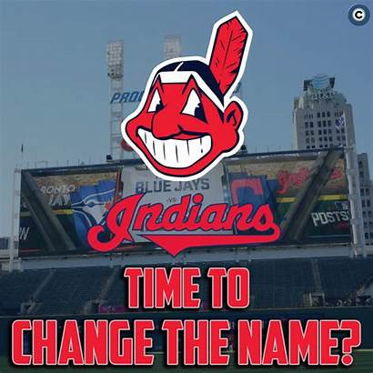 Cleveland Indians Talk Chief Wahoo Change Tribe