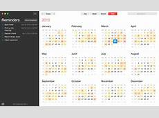 Flexibits Fantastical 2 for Mac Meet your Mac's new