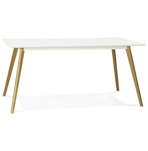 table bureau blanc table de cuisine rectangulaire blanche bureau droit