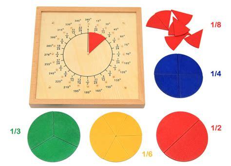 aliexpress buy baby toys circular mathematics fraction division teaching aids montessori