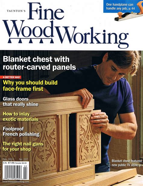 magazine fine woodworking woodworker magazine