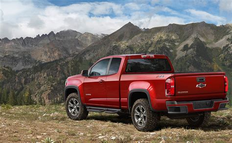 chevy colorado  trail boss edition  octane