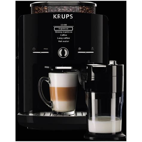 KRUPS Espresseria Automatic EA8298 Series Bean to Cup