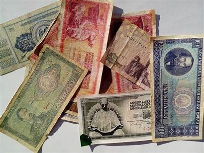 Money Currency Bills Banknotes Cash Europe Bill
