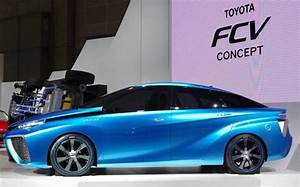 Toyota To Produce Hydrogen Fuel Cell Vehicles By End Of