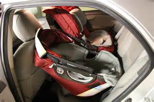 Infant and Toddler Car Seats