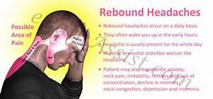 Rebound Headaches  Treatment  Causes  Symptoms  Signs