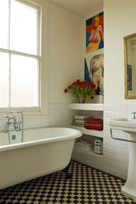 white victorian bathroom tiles ideas  pictures
