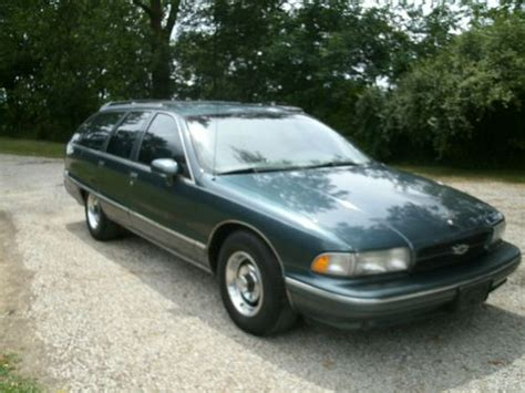 automobile air conditioning service 1994 chevrolet impala ss auto manual buy used 1994 chevrolet caprice classic estate wagon impala ss grille woodgrain delete in