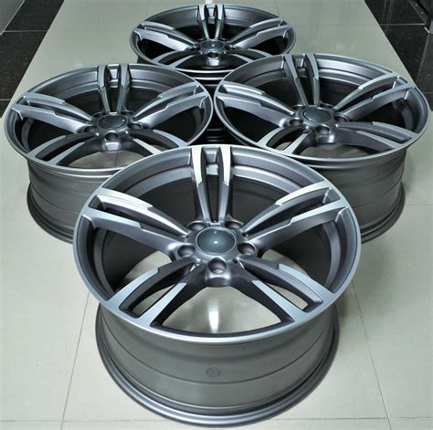 Bmw Rims by 20 Quot 2017 M3 Style Staggered Wheels Rims Fits Bmw 3 4 5 6